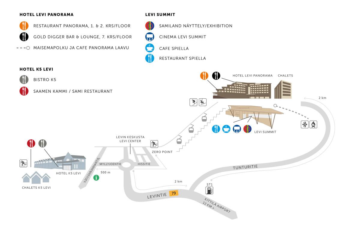 Levin kartta