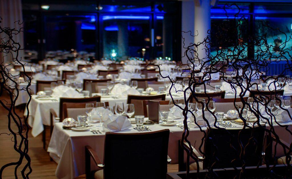 Hotel Levi Panoraman kokous- ja juhlatilat