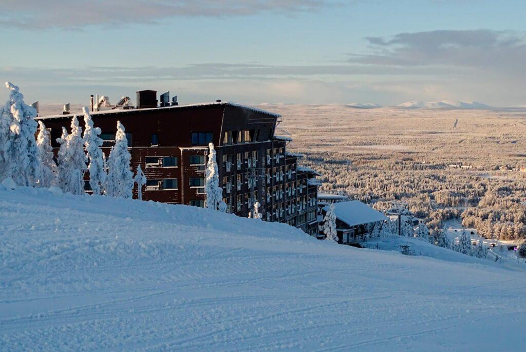 Nauti Lapin talvesta ja talvilomastasi majoittuen Hotel Levi Panoramassa!