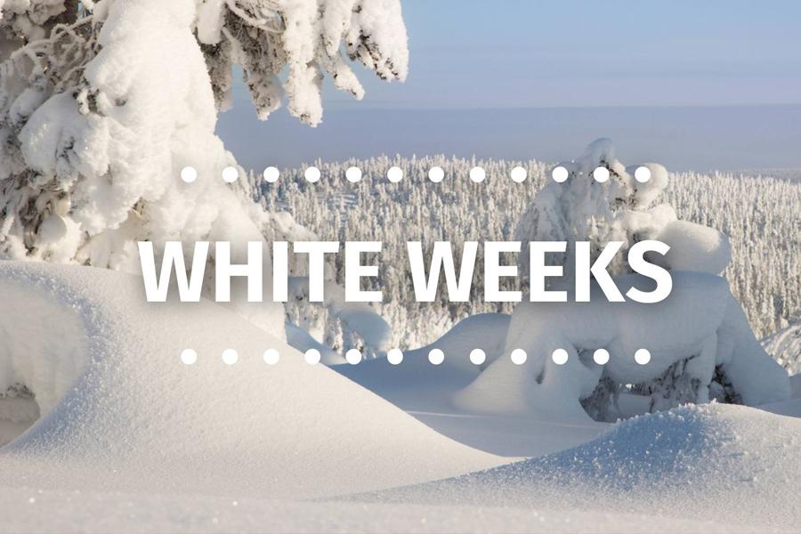 White Weeks -20% päivän hinnoista